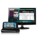MOTOROLA Motorola Atrix HD Multimedia Station with Infrared Remote Control ASMMB860HDDOCK-TRI3A