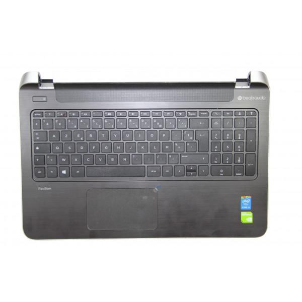 HP bottom cover + palmrest + keyboard for L2U55EA#ABF