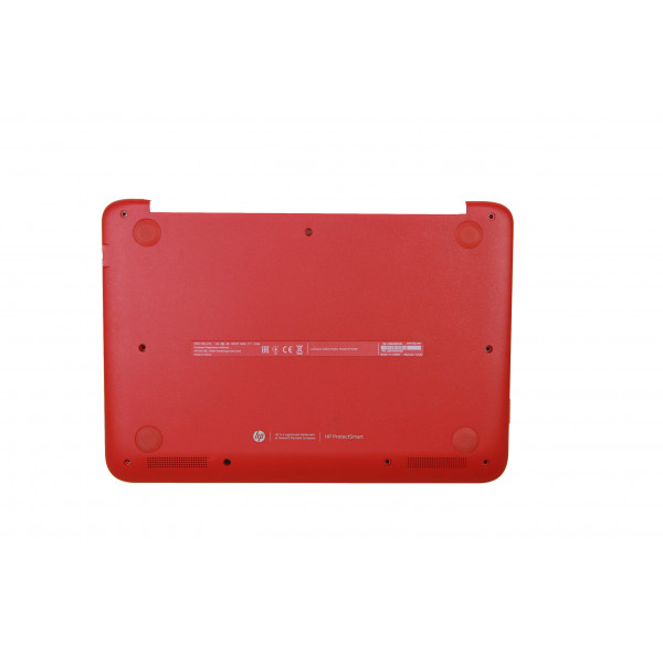 HP Pavilion X360 Red bottom cover 784782-001