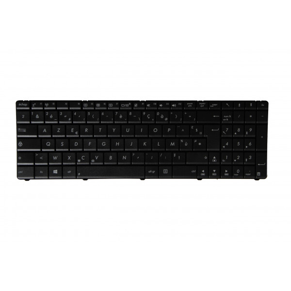 ASUS laptop keyboard for X54H MP-10A76F0-9201W