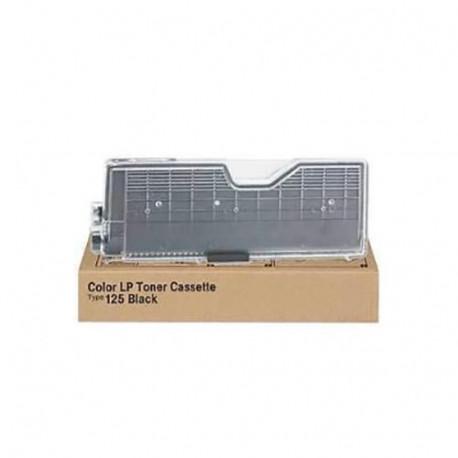RICOH Color LP Toner Casette type 125 Black 400838