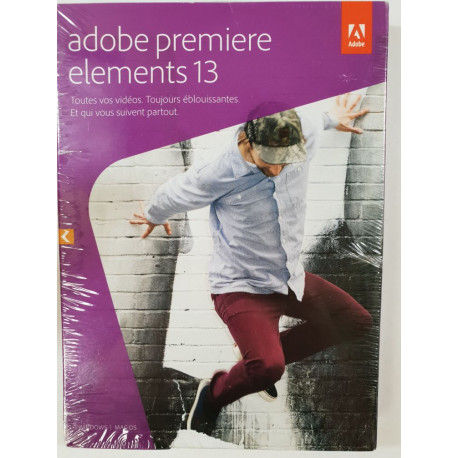 ADOBE Software Premiere Elements 13/FRENCH MLP 65234195