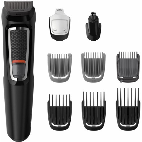 PHILIPS 3000 series Multi groom Care set for face AND head hair MG3740/15