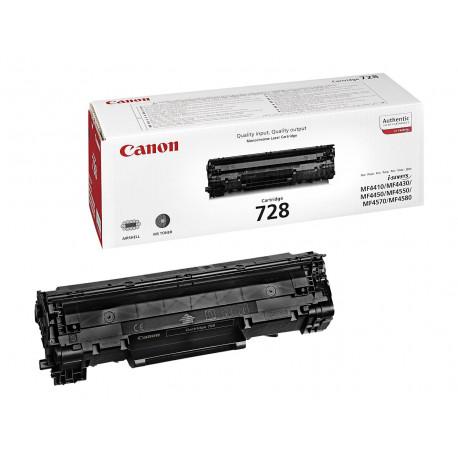 CANON CRG 728 Cartridge black 3500B002