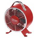 BESTRON Table fan Red aerodynamic DFT1605R