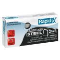 RAPID stainless steel 24/6 5X1000PCS 24858100