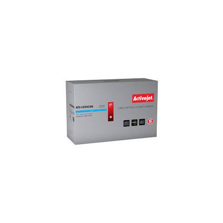 Active Jet ActiveJet Replacement for Samsung CLT-C6092S Remanufactured Laser Toner Cartridge Cyan ATS-C6092AN