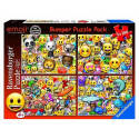 RAVENSBURGER Bumper Puzzle Pack 4x100 069675