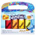 Play-Doh DohVinci clay refill set 4 pieces E0449