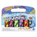 Play-Doh Toys to paint DohVinci 6 piece E0446