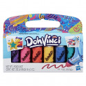 Play-Doh Sparkle Drawing Compound Arts and Crafts Hasbro Pack 6 E0480