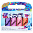 Play-Doh DohVinci Pastel 4-PACK Clay E0475