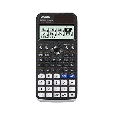 CASIO Scientific calculator 12 digits (Spanish version) FX-991SPXII-S-ET