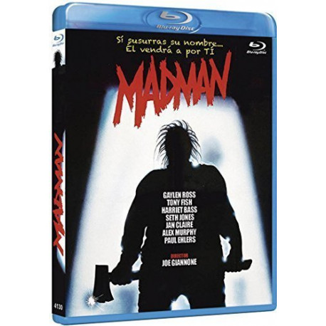 ARROWVIDEO Madman [Blu-ray]