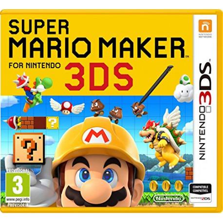 NINTENDO Super Mario Maker [Nintendo 3DS] 2235681
