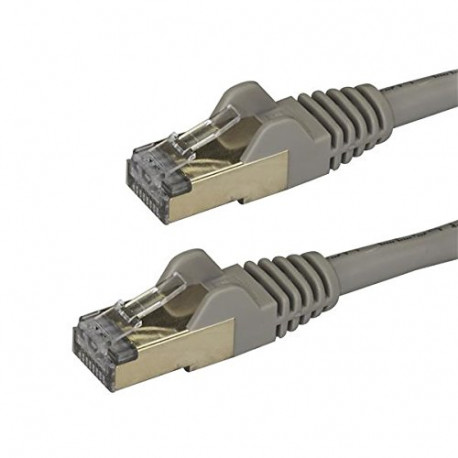 STARTECH 3 M CAT6A Ethernet Cable Grey V934087