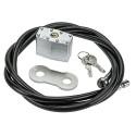 SecurityXtra Heavy Duty Cable Kit Discreet lockable mount for Mac mini SYXHCK1021