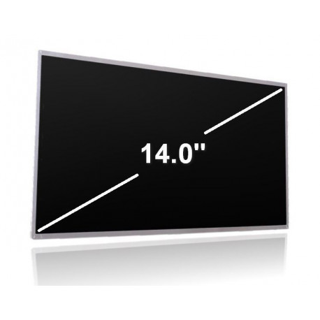 "MicroScreen Display 35.56 cm (14.0"" LED WXGA HD Glossy MSC33865"