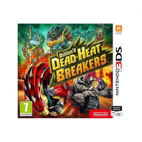 NINTENDO Dillon's Dead-Heat Breakers CTR-P-A9EP