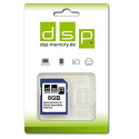 DSP Memory Z 4051557435865 8 Gb microSD Memory Card for Canon PowerShot SX60 HS Z-4051557435865