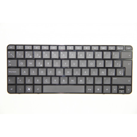 HP Mini 210-1000 QWERTY spanish keyboard AENM6P00110
