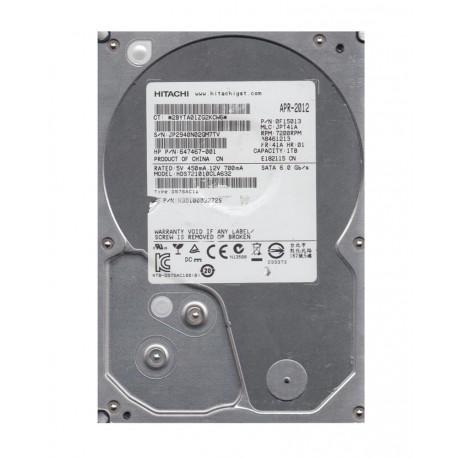 HITACHI Internal Hard Drive 1TB 647467-001