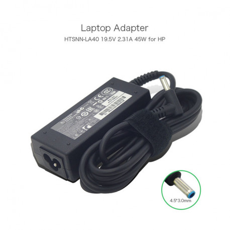 HP AC Adapter 45W HSTNN-CA40