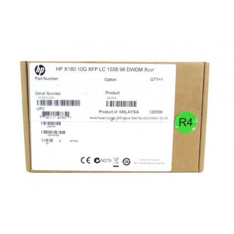 HP SFP kit X180 10G XFP LC 1558.98 DWDM XCV JG231-61001