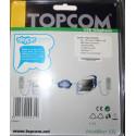 TOPCOM Telephone Webtalker 100 White QP-24603
