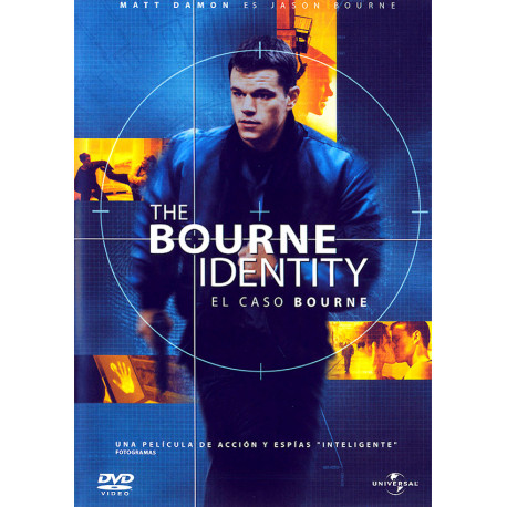 Universal The bourne identity el caso bourne (Spanish) QP-24610