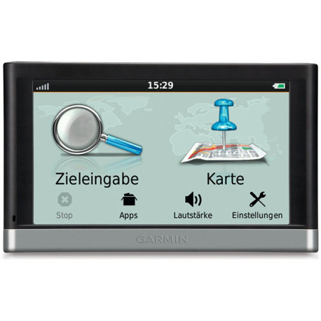 "GARMIN Nüvi 2447LM GPS for cars DE 4.3"" maps of Western Europe 010-01124-12"