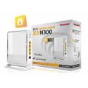 SITECOM Wi-Fi modem router X3 N300 WLM-3600INT