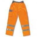 Mtop High Visibility Orange Trousers 488-PFN-QPV1