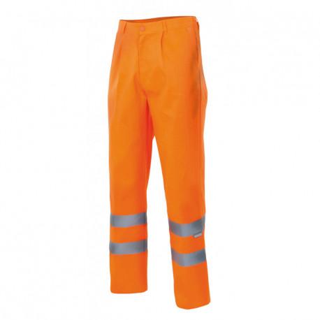 Mtop High Visibility Orange Trousers 488-PFN-QPV4