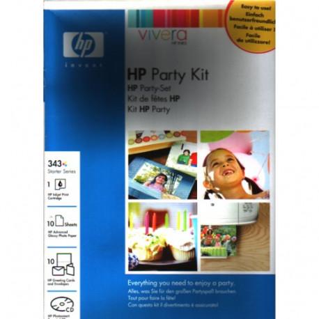 HP Ink cartridge Party kit SA389EE