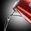 RUSSELL HOBBS Luna solar red kettle 23210-70