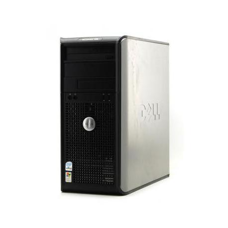 DELL Computer Optiplex 755 E4400 2GHZ ram: DDR2 4GB HDD: 80GB Windows vista 5J8CD3J