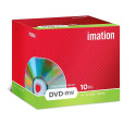 IMATION DVD+RW 4X 10PK Jewel case imation-dvd-rw-1