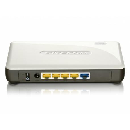 SITECOM Wireless gigabit router N600 WLR-5000