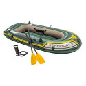 Intex Seahawk 2-PERSON Boat with Oars and Pump FBA_68347EP