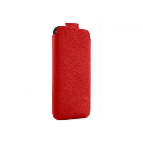 BELKIN Pocket Case Red (iPhone 5) F8W123VFC01