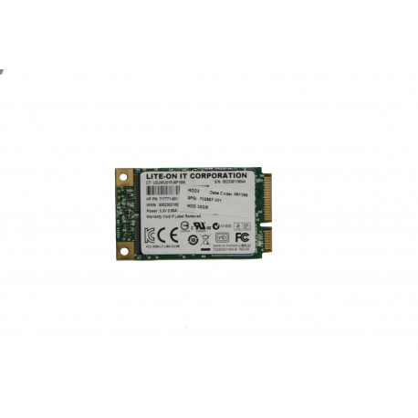 LITE-ON Hard drive mSATA 32GB SSD 702867-001