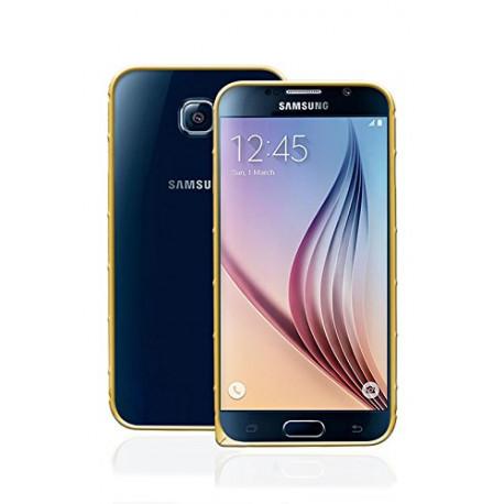 ideus Bumper for Samsung Galaxy S6 Mettalliuc Gold BPS6MLLGD
