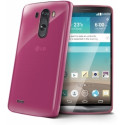 Celly Gelskin Soft and Flexible Cover for LG G3 Pink GELSKIN418P