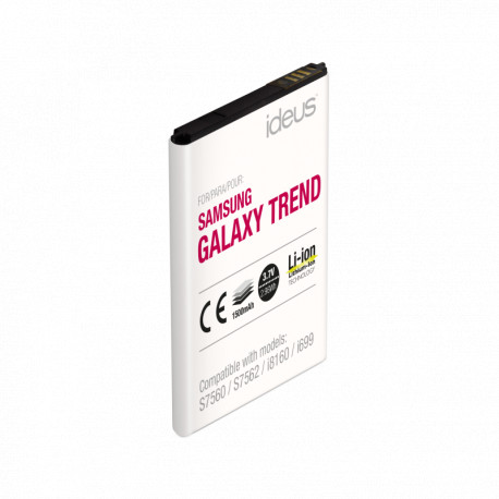 ideus Battery for Samsung Galaxy Trend 1500mAh BYTREND