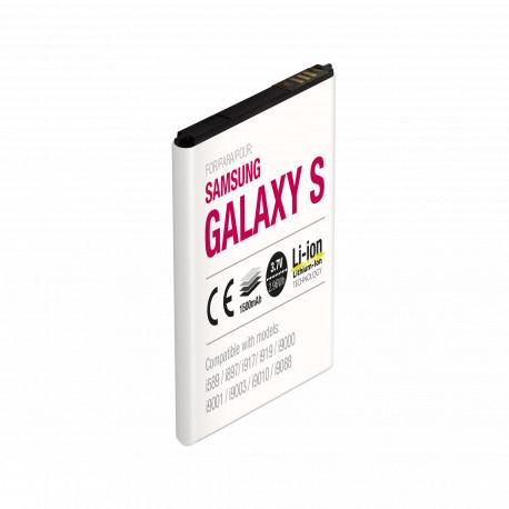 ideus Batterij 1500 mAH voor Samsung Galaxy S BYGALS