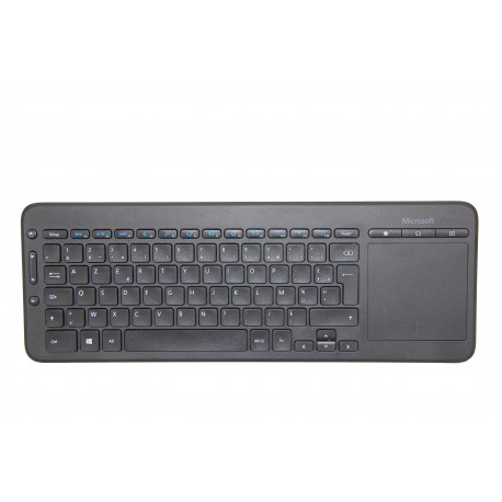 MICROSOFT All-in-One Media Keyboard AZERTY N9Z-00007
