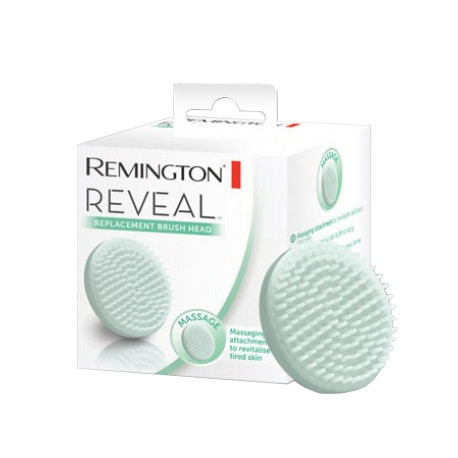REMINGTON reveal replacement brush head for reveal facial cleansing brush FC1000 T27-0002063