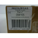 PROCOLOR Infrared remote control for screen 094105