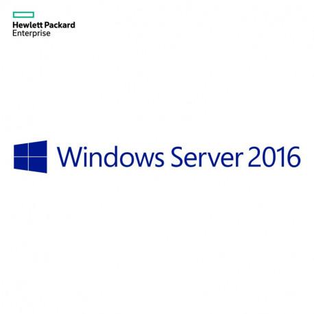 HP Enterprise Windows Server 2016 16-CORE Standard Additional Licence emea S 871157-A21